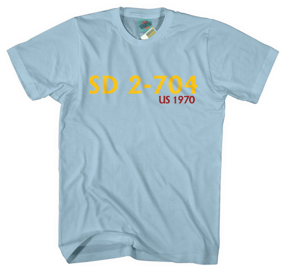 DEREK AND THE DOMINOES Layla AOALS Catalogue Number inspired T-Shirt