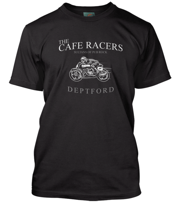 DIRE STRAITS inspired CAFE RACERS Before They Were Famous T-Shirt