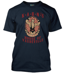 EMERSON LAKE AND PALMER inspired Karn Evil 9 ELP T-Shirt