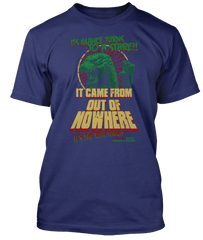 FAITH NO MORE inspired FROM OUT OF NOWHERE T-Shirt