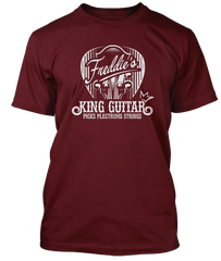 FREDDIE KING inspired King Guitar T-Shirt