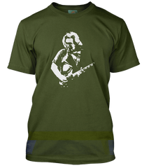 Jerry Garcia  - The Grateful Dead T-Shirt