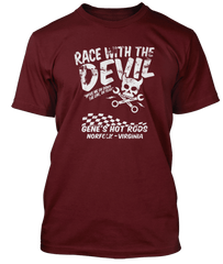 GENE VINCENT inspired RACE WITH THE DEVIL T-Shirt