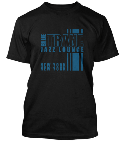 JOHN COLTRANE inspired Blue Trane Jazz Lounge