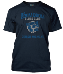 JOHN LEE HOOKER inspired BOOM BOOM BLUES CLUB T-Shirt