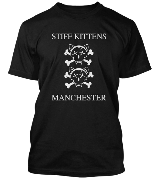 Joy Division inspired Stiff Kittens