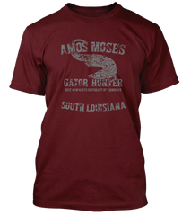 JERRY REED inspired AMOS MOSES T-Shirt