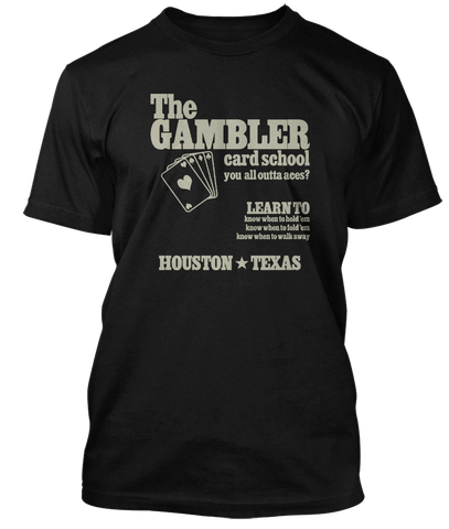 KENNY ROGERS inspired THE GAMBLER