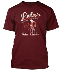 KINKS inspired LOLA inspired T-Shirt