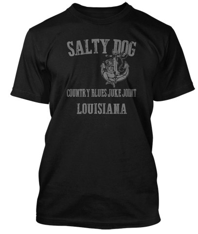 LEAD BELLY inspired SALTY DOG BLUES