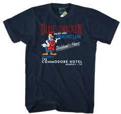 Little Feat inspired Dixie Chicken T-Shirt