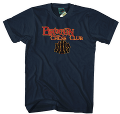 Marillion inspired Brixton Chess Fugazi T-Shirt