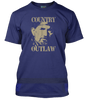 Willie Nelson Outlaw Country inspired