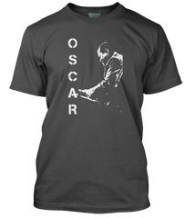 Oscar Peterson inspired T-Shirt