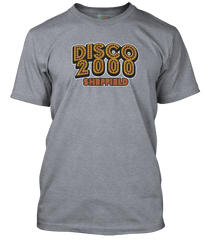 PULP inspired Britpop DISCO 2000 T-Shirt