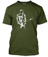 John Frusciante Red Hot Chili Peppers inspired T-Shirt