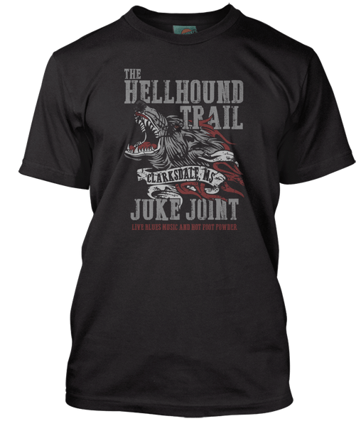ROBERT JOHNSON inspired HELL HOUND ON MY TRAIL