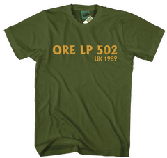 Stone Roses Catalogue Number inspired T-Shirt