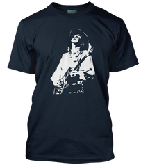 Stevie Ray Vaughan inspired T-Shirt