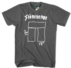 Spinal Tap - Stonehenge inspired T-Shirt