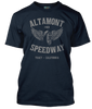 ROLLING STONES inspired ALTAMONT SPEEDWAY