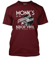 Thelonious Monk High Priest of Bop inspired T-Shirt