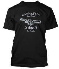 TOM WAITS inspired NIGHTHAWKS AT THE DINER T-Shirt