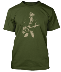 TOM PETTY inspired T-Shirt