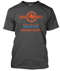 DUKES OF HAZZARD inspired BOARS NEST T-Shirt