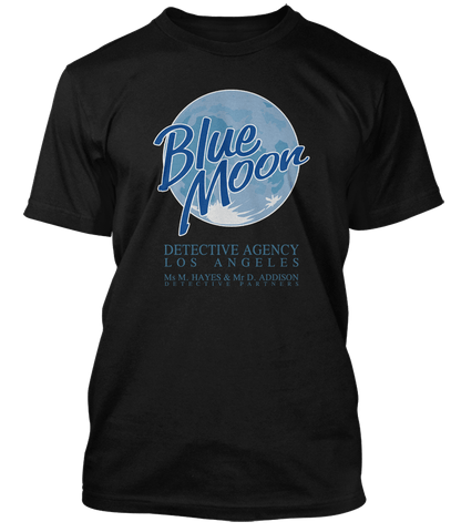 MOONLIGHTING INSPIRED BLUE MOON DETECTIVE AGENCY