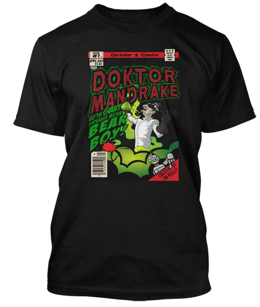 SPACED INSPIRED DOKTOR MANDRAKE