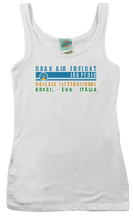 JAMES BOND Moonraker inspired DRAX AIR FREIGHT T-Shirt