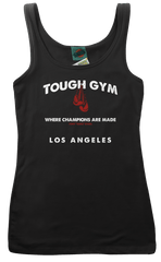 ROCKY III movie inspired APOLLO CREED TOUGH GYM LOS ANGELES T-Shirt