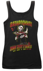 BATHROOMWALL Zombies T-Shirt
