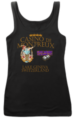 Deep Purple Smoke On The Water Casino de Montreux inspired T-Shirt