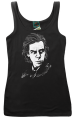 NICK CAVE painting by Pedro Silva T-Shirt