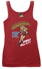 SPARKS inspired WONDER GIRL T-Shirt
