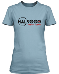 2001 A SPACE ODYSSEY inspired HAL9000 T-Shirt