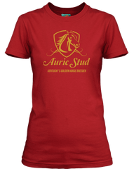 JAMES BOND Goldfinger inspired AURIC STUD T-Shirt