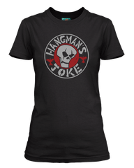 CROW inspired HANGMANS JOKE T-Shirt