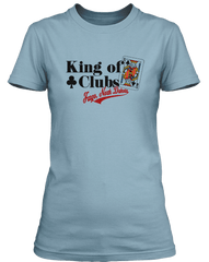 FARGO movie inspired KING OF CLUBS T-Shirt