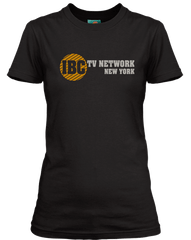 SCROOGED movie inspired IBC TV Bill Murray T-Shirt