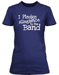 School Of Rock I Pledge Allegiance To The Band inspired T-Shirt