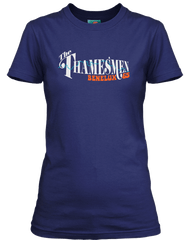SPINAL TAP inspired THE THAMESMEN Benelux Tour 65 T-Shirt