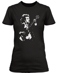 Angus Young inspired AC/DC T-Shirt