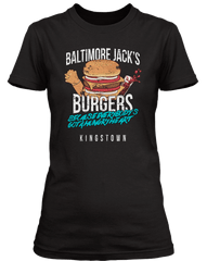BRUCE SPRINGSTEEN inspired HUNGRY HEART Baltimore Jacks T-Shirt