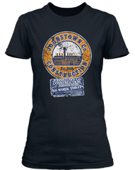 BRUCE SPRINGSTEEN inspired JOHNSTOWN COMPANY CONSTRUCTION The River T-Shirt