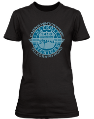 Dire Straits Telegraph Road inspired T-Shirt