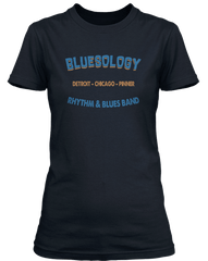 ELTON JOHN Before They Were Famous BLUESOLOGY T-Shirt