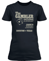 KENNY ROGERS inspired THE GAMBLER T-Shirt